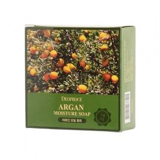 Мыло с аргановым маслом DEOPROCE SOAP (ARGAN), 100 гр.