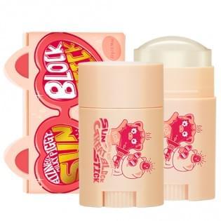 Стик для лица солнцезащитный elizavecca milky piggy sun great block stick, 22 гр.