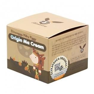 Крем для лица с лошадиным жиром ELIZAVECCA  Milky Piggy Origin Ma Cream, 100 мл.
