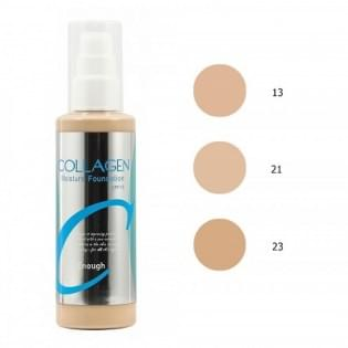 Тональная основа ENOUGH Collagen Moisture Foundation #23, 100 мл.