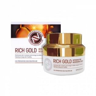 Крем для лица Enough Rich Gold Intensive Pro Nourishing Cream, 50 мл.
