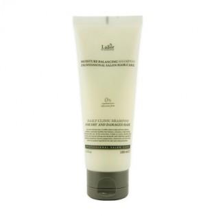 Увлажняющий шампунь для волос LADOR MOISTURE BALANCING SHAMPOO, 100 мл.