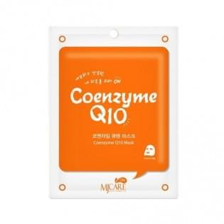 Маска тканевая с коэнзимом MJ on Coenzyme Q10 mask pack