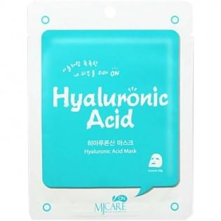 Маска тканевая с гиалуроновой кислотой MJ on Hyaluronic Acid mask pack