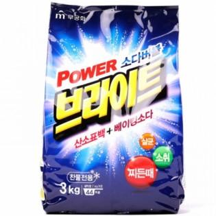 Стиральный порошок MUKUNGHWA Power Bright Refill Type 3 кг.