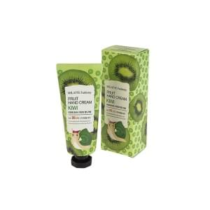 Крем для рук киви  MILATTE FASHIONY FRUIT HAND CREAM - KIWI