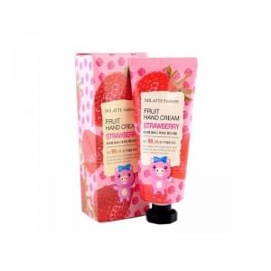 Крем для рук клубника  MILATTE FASHIONY FRUIT HAND CREAM - STRAWBERRY