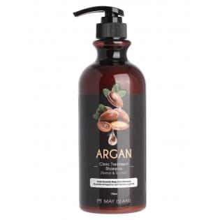 Шампунь May Island Argan clinic treatment shampoo, 750 мл.