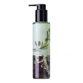 Масло для очищения лица с экстрактом оливы The SAEM MARSEILLE OLIVE Cleansing Oil -Rich Purifying, 140 мл.