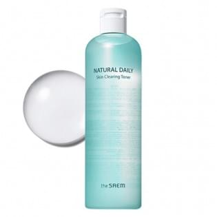 Ежедневный увлажняющий тонер  Natural Daily Skin Barrier Toner 500 мл.