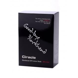 Маска для удаления черных точек Ciracle Blackhead Off Cotton Mask, 1 шт.