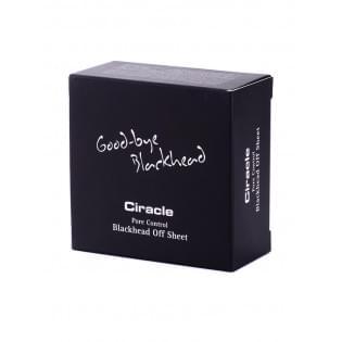 Салфетки для удаления черных точек Ciracle Blackhead Off Sheet, 30 шт.