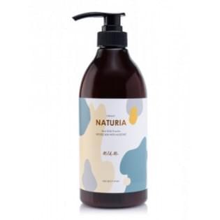 Гель для душа молочный NATURIA Creamy Milk Body Wash - Milk me, 750 мл