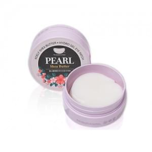 Патчи для глаз с маслом ши и порошком жемчуга Petitfee KOELF Pearl & Shea Butter Eye Patch