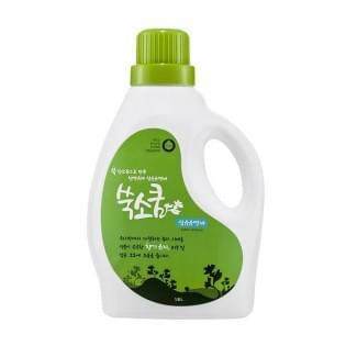 Кондиционер жидкий в бутылке Ssook Soo Qoom Fabric Softener, 1,8 л.