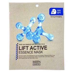 Маска тканевая MIJIN Lift Active Essence Mask (лифтинг уход)