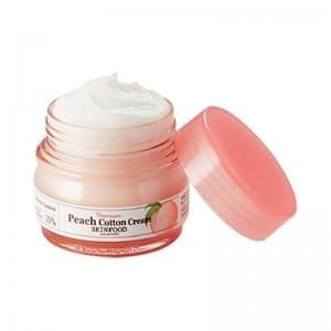 Персиковый крем для сужения пор Skinfood Peach Cotton Cream