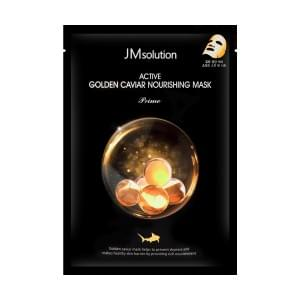 Увлажняющая маска с икрой JMsolution Active Golden Caviar Nourishing Mask Prime