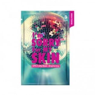 Маска тканево-гелевая  I'm Sorry for My Skin  PH 5,5 Jelly Mask-  Brightening(Disco)