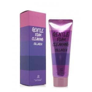 Пенка для умывания с коллагеном J:ON Gentle Foam Cleansing Collagen