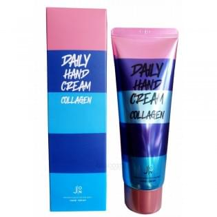 Крем для рук с коллагеном J:ON Daily Hand Cream Collagen, 100 мл.