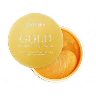 Патчи гидрогелевые с золотом  Koelf Gold Hydrogel Eye Patch, 60 шт.