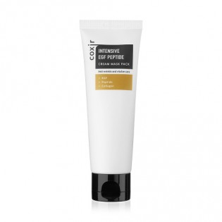 Крем-маска COXIR  Intensive EGF Peptide Cream Maskpack 80 мл.