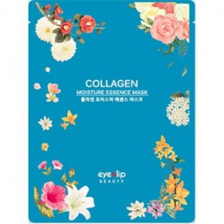 Маска для лица тканевая с коллагеном EYENLIP COLLAGEN OIL MOISTURE ESSENCE MASK