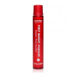 Ампулы для лица с коллагеном Eyenlip  First Magic Ampoule Collagen, 13 мл.*5 шт.