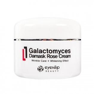Крем для лица Eyenlip GALACTOMYCES DAMASK ROSE CREAM, 50 мл.
