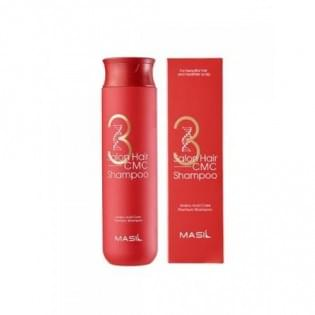 Шампунь MASIL 3SALON HAIR CMC SHAMPOO