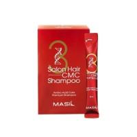 Восстанавливающий шампунь с аминокислотами MASIL 3SALON HAIR CMC SHAMPOO STICK POUCH, 8 мл.