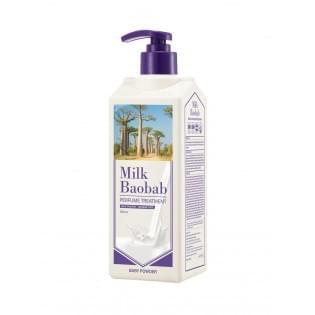 Бальзам для волос MilkBaobab Perfume Treatment Baby Powder 500 мл.