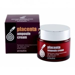 Крем для лица с плацентой Zenzia Placenta Ampoule Cream