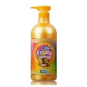 Шампунь восстанавливающий с витаминами INCUS Fruits Coctail Shampoo (980 мл)