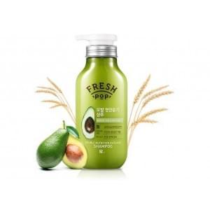 Питательный шампунь Fresh Pop Double Nutrition Avocado Shampoo