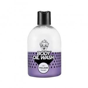 Гель-масло для душа Village 11 Factory Relax Day Body Oil Wash [Violet]