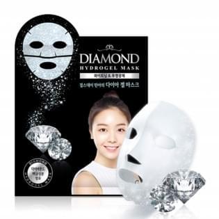 Гидрогелевая маска для лица с частицами драгоценных камней Scinic DIAMOND HYDROGEL MASK