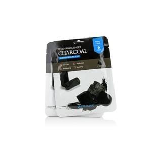 Тканевая маска с древесным углем 3W Clinic Fresh Mask Sheet Charcoal