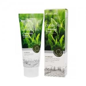 Увлажняющий пилинг-гель с экстрактом зеленого чая 3W Clinic Moisture Peeling Gel - Green tea