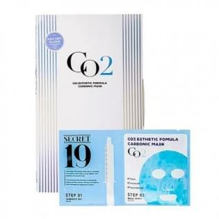 Карбокситерапия ESTHETIC HOUSE CO2 Esthetic Formula Carbonic Mask