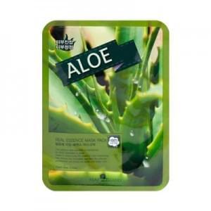 Маска для лица с алоэ May Island Real essence Mask Aloe