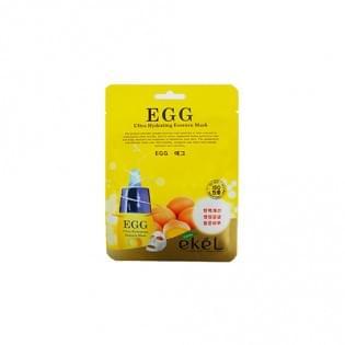 Тканевая маска с экстрактом яйца EKEL EGG Ultra Hydrating Essence Mask