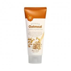 Пенка для умывания Pure Mind Premium Oatmeal so fresh cleansing foam