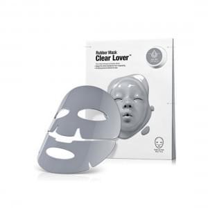 Очищающая поры моделирующая альгинатная маска Dr.Jart+ Rubber Mask Clear Lover