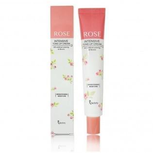 Оветляющий крем для лица Some By Me Rose Intensive Tone-Up Cream, 50 мл.