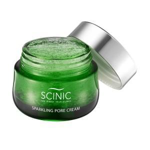 Увлажняющий гель-крем для жирной и комбинированной кожи Scinic Sparkling Pore Cream