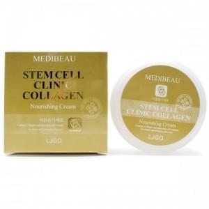 Питательный крем с коллагеном и стволовым Juno Medibeau Stem Cell Clinic Collagen Nourishing Cream