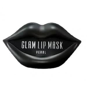 Патчи для губ гидрогелевые BEAUUGREEN Hydrogel Glam Lip Mask Pearl (упаковка)