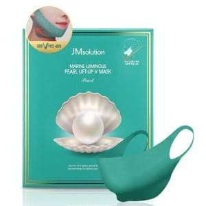 Лифтинг-маска для V зоны с жемчугом JMsolution Marine Luminous Pearl Lift-up V Mask
